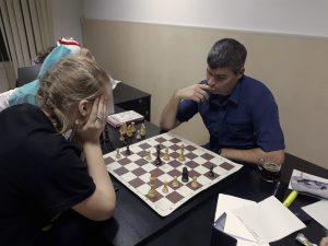 Игра-в-шахматы